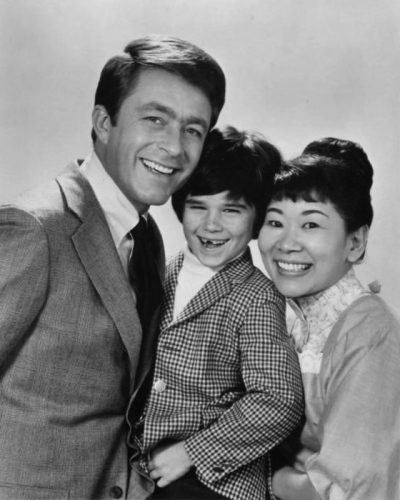 The Courtship of Eddie's Father. (from left) Bill Bixby, Brandon Cruz, and Miyoshi Umeki