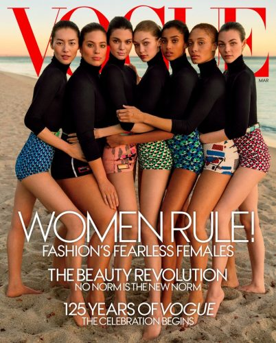 Do Asian Women See Themselves In Fashion Magazines? | April