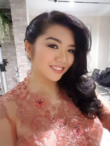 Maria C.F., a proud Indonesian feminist
