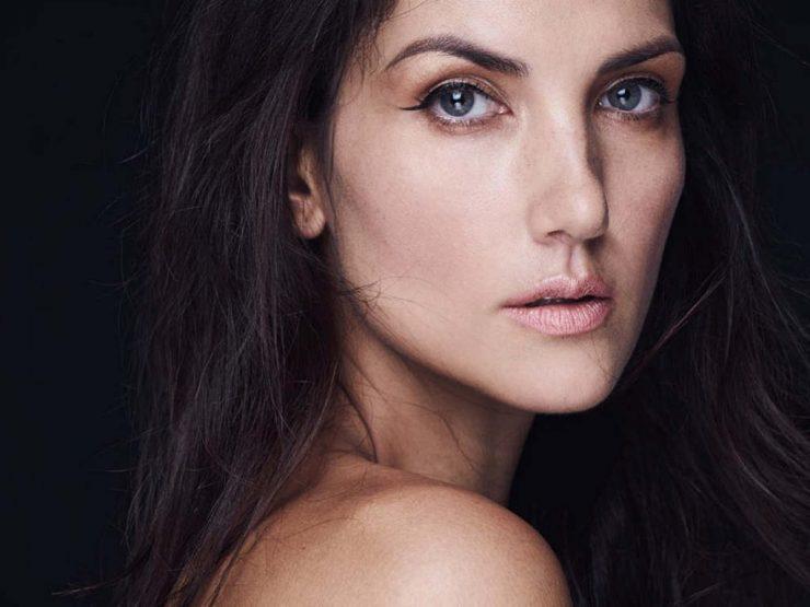 Thai supermodel Cindy Bishop
