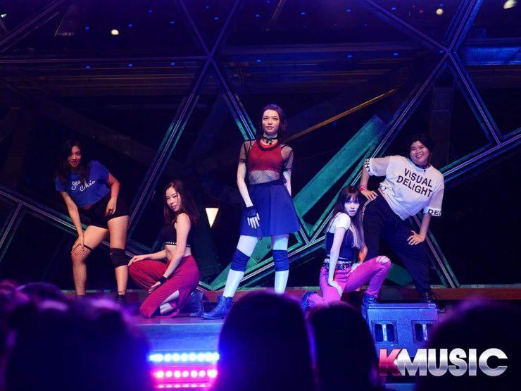 Badass Asian Australian dance crews compete in K-pop