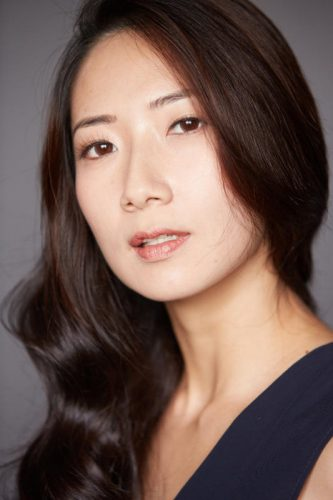 Jo Tan (Credit Crispian Chan, Courtesy of Theatreworks) actor writer