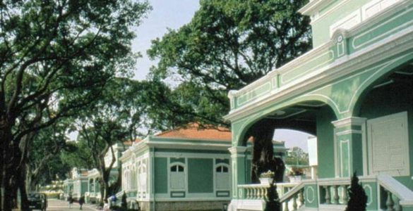 Taipa House Museum of Macau