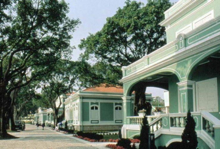 Taipa House Museum of Macau