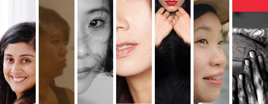 Seven creative women of Singapore