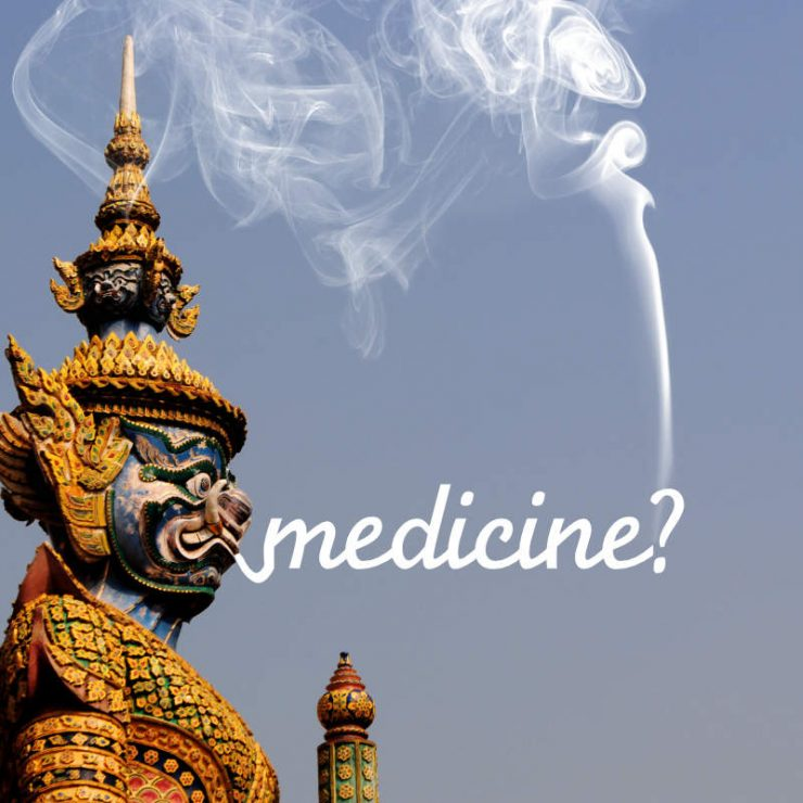 Thailand to dive into medicinal marijuana?