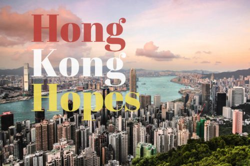 hong kong hopes and sunrise