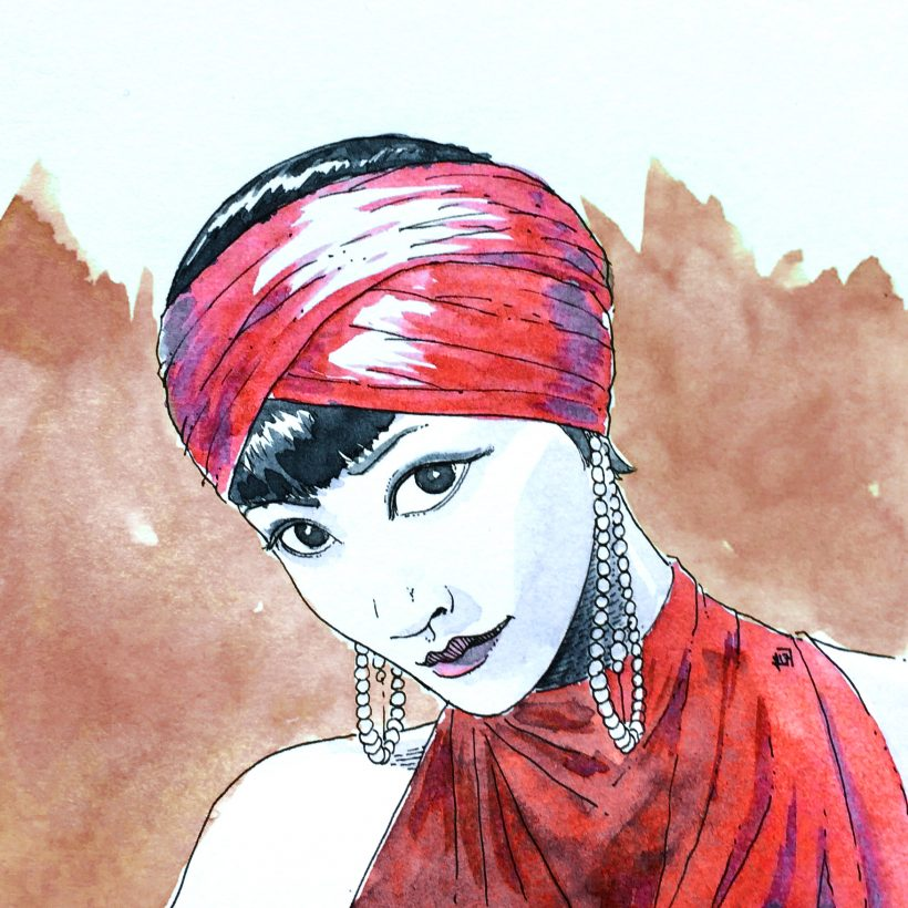 Anna May Wong: The First Real Dragon Lady Of The Screen ...