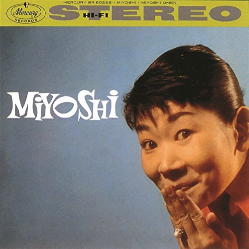 Album cover of Miyoshi from 1959