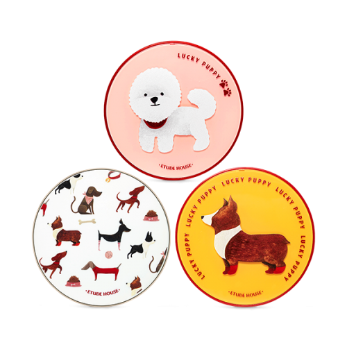 Etude House Lucky Puppy Any Cushion Case