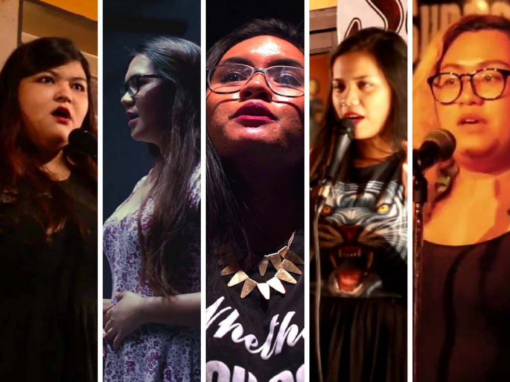 Filipino Poets Today: Brave New Voices in Spoken Word