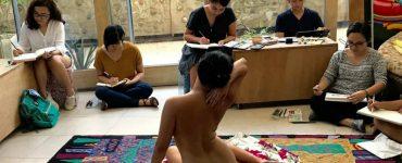 Sunday Nudes Philippine Sketching Community