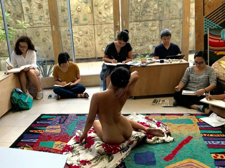 Sunday Nudes Philippine Sketching Community