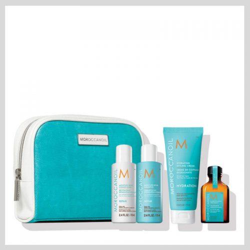 Moroccanoil Hair Improvement Travel Kit