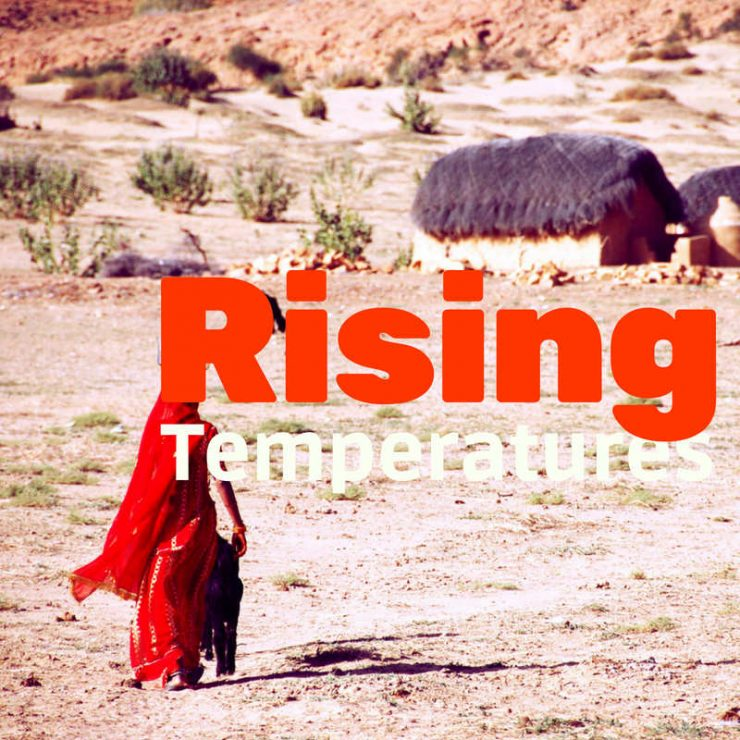 Climate change to make South Asian weather hotter and more extreme, threatening 800 million inhabitants