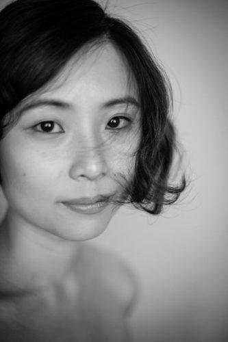 Christina Chan portrait by Tan Ngiap Heng