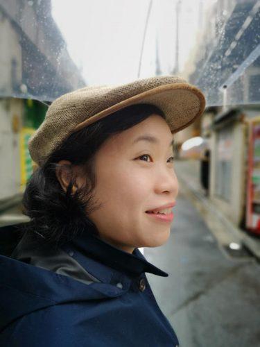 Lee Lin Wee filmaker and teacher