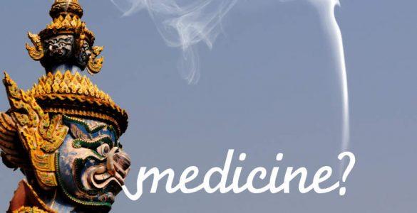 Thailand to dive into medicinal marijuana?