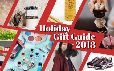 April Gift Guide Holidays 2018