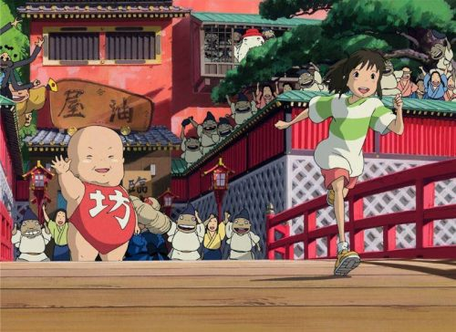 The oddballs of the bathhouse in Spirited Away