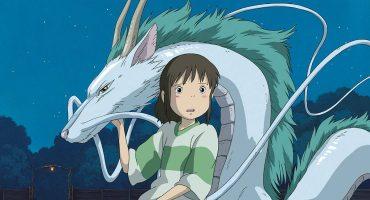 Spirited Away Chihiro and the Dragon