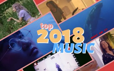 april top music by Asian female artists 2018