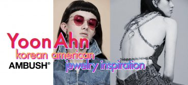 yoon ahn's ambush jewelry