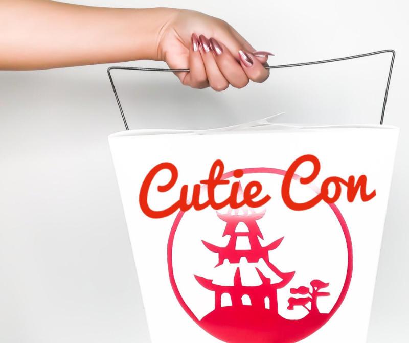 Cutie Con Bag
