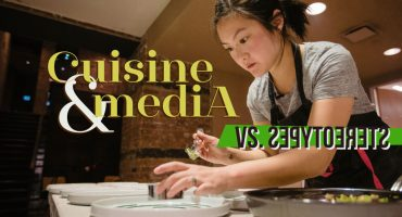 Jenny Dorsey: Mixing Cuisine and Media to Bust Stereotypes